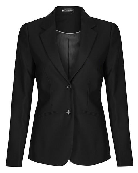 Girls Wool Fitted Blazer - Trutex
