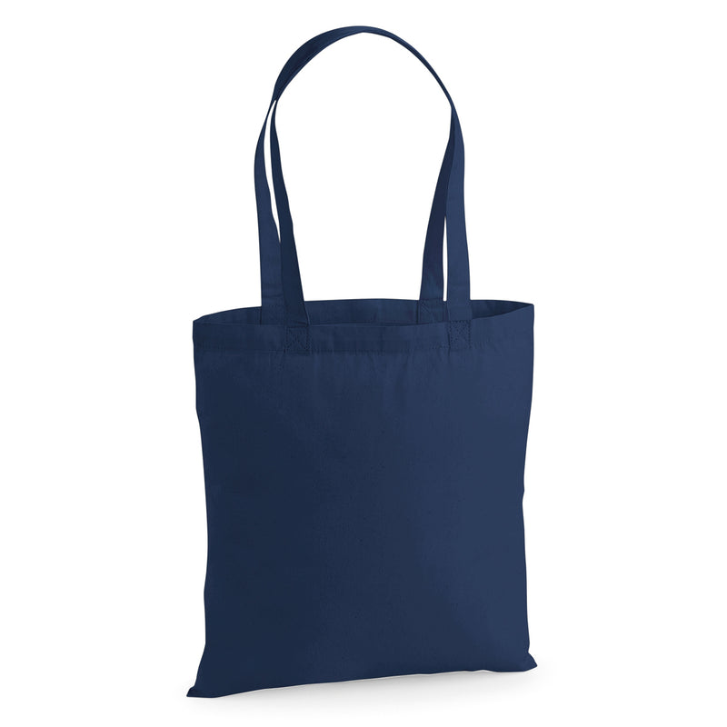 Printed Premium Cotton Tote Bag