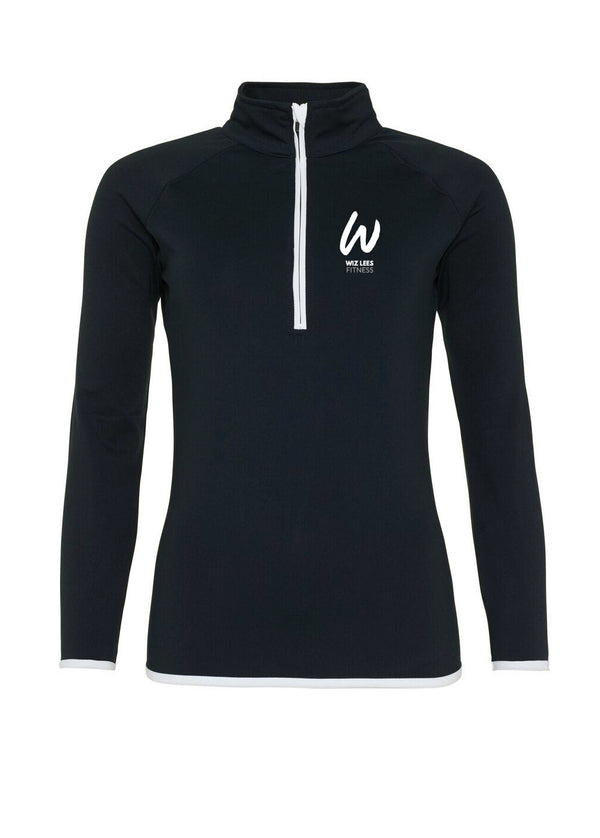 Women's 1/4 Zip Training Jumper
