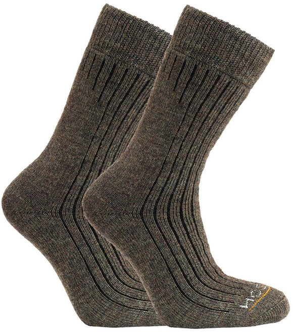 Heritage Workwear Socks - Twin Pack