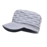 Waterproof Peaked Beanie Hat