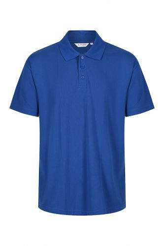 Trutex Poloshirt - Bright Blue