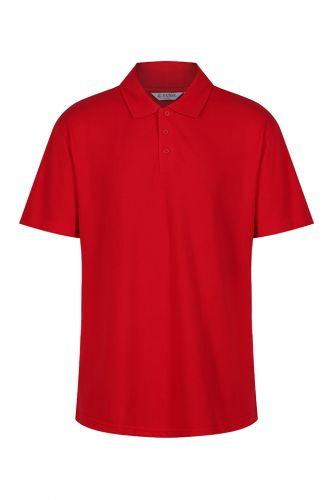 Trutex Poloshirt - Bright Red