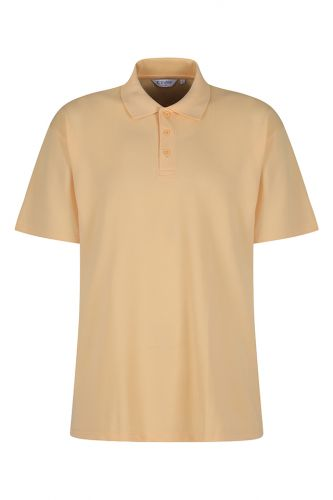 Trutex Poloshirt - Gold