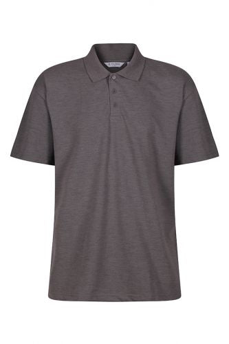 Trutex Poloshirt - Marl Grey