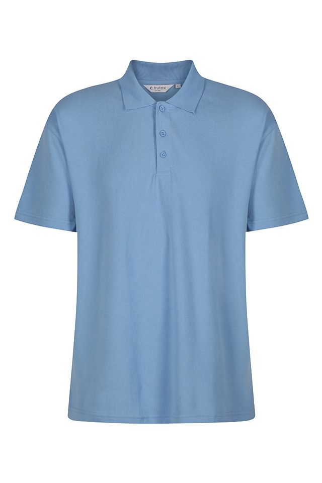 Trutex Poloshirt - Sky Blue