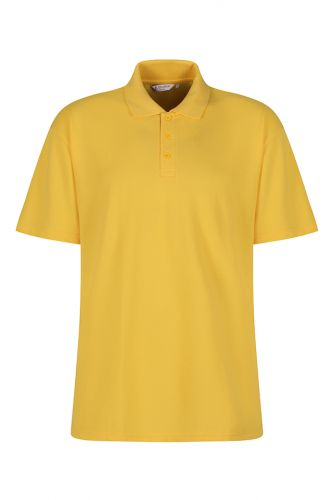 Trutex Poloshirt - Yellow