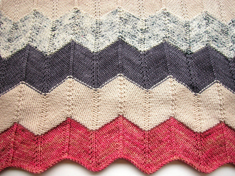 ZigZag Blanket Workshop