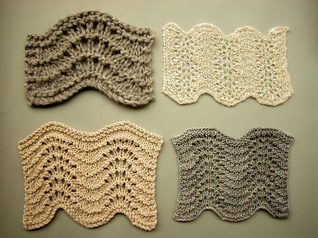 Introduction to Knitted Lace