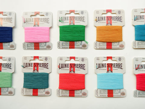 Laine St. Pierre Darning and Embroidery Threads