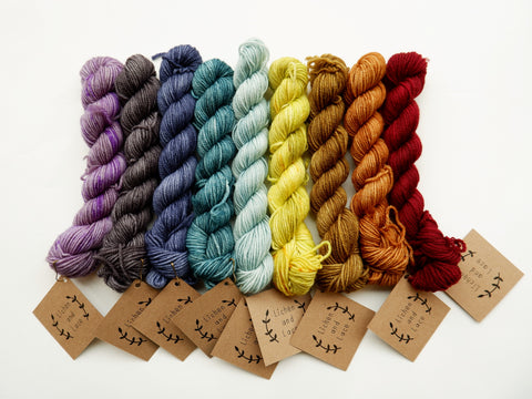 80/20 Mini Skeins