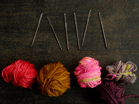 tapestry needles for needlepoint