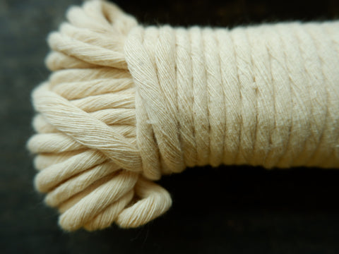Premium Cotton Macrame String - 5mm