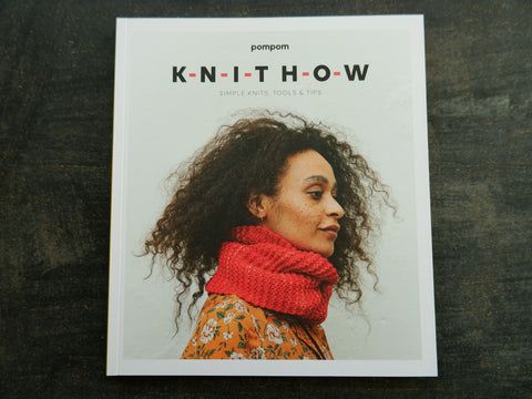 Knit How by Meghan Fernandes and Lydia Cluck