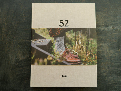 52 Weeks of Socks from Laine Publishing