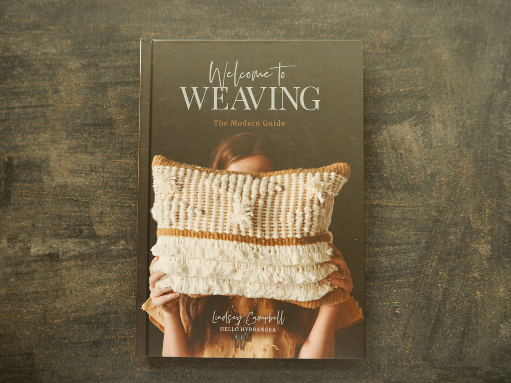 Welcome to Weaving by Lindsay Campbell