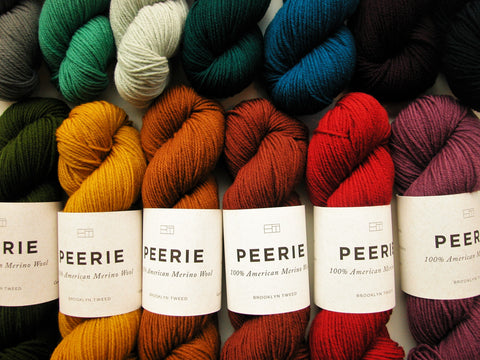 Brooklyn Tweed Peerie