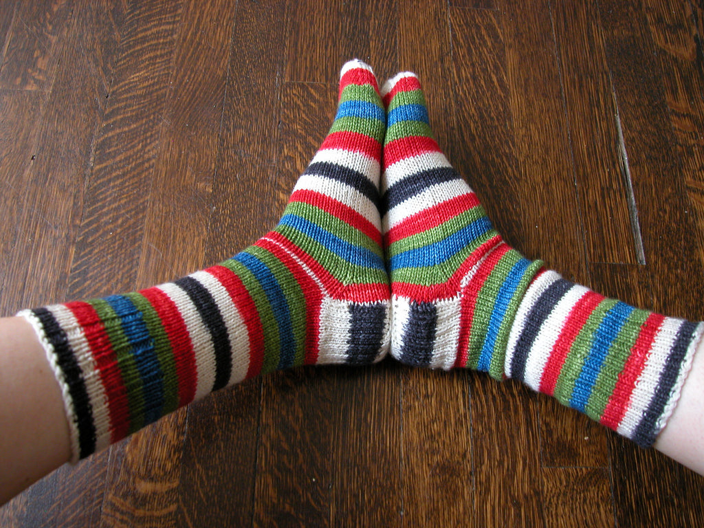 First Pair of Socks Class
