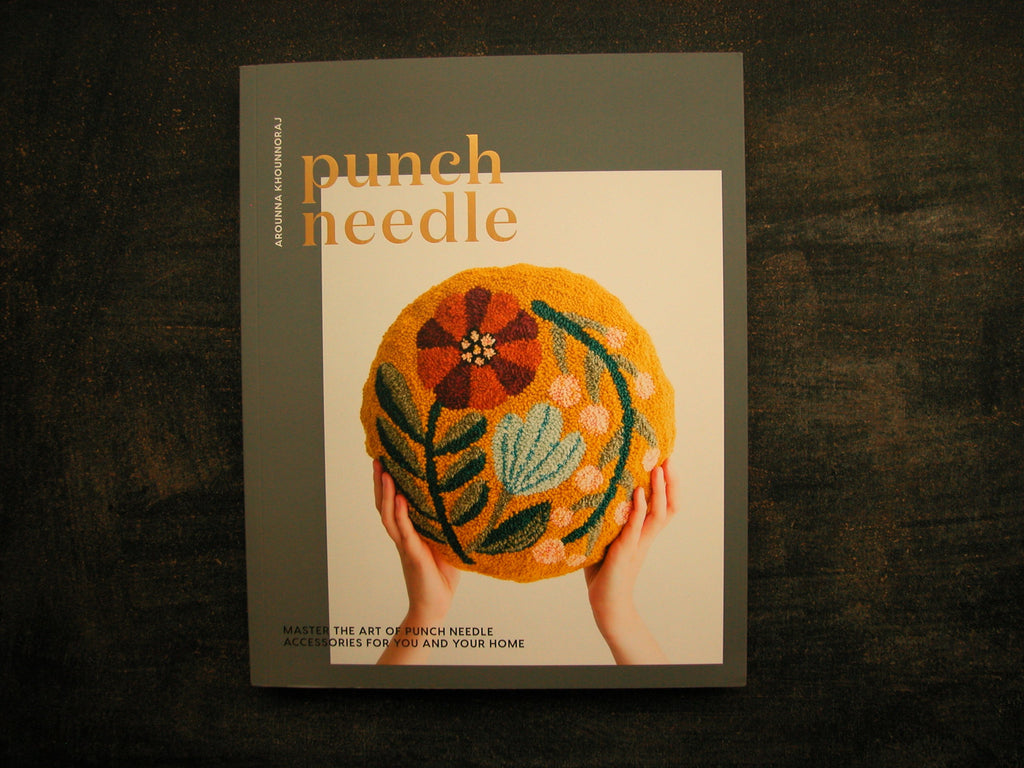Punch Needle by Arounna Khounnoraj