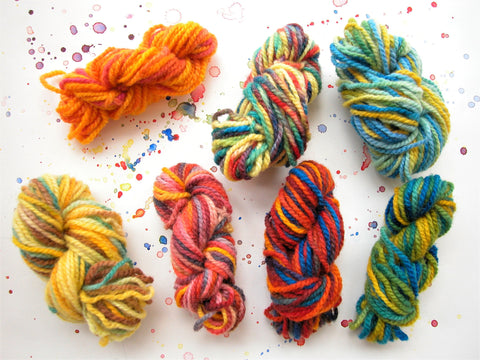Yarn Dyeing Workshop