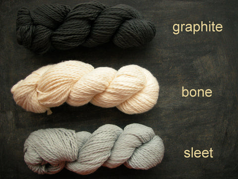 Organic Cotton Worsted