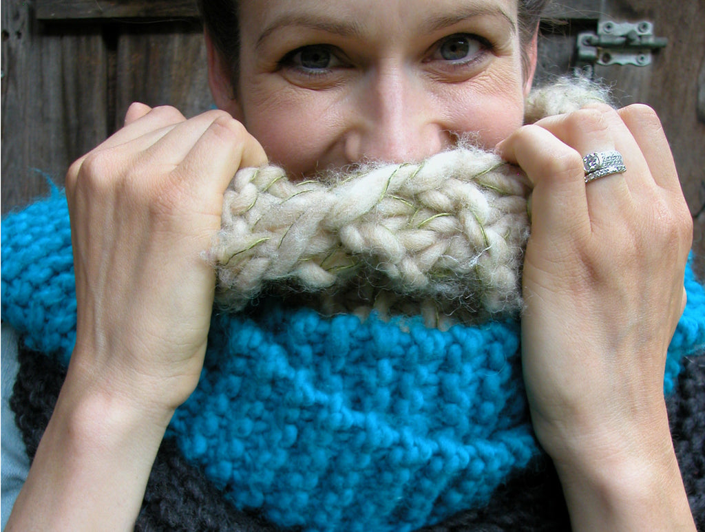 Knitter's Crash Course (Scarf Workshop)