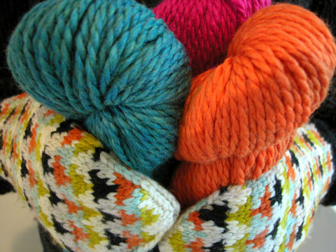 Knit in Colour Class