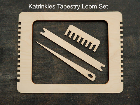 Tapestry Loom Set
