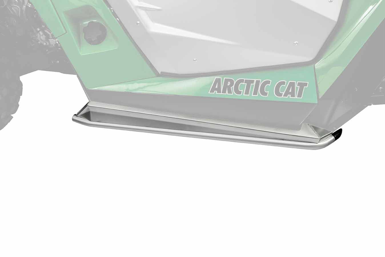 Arctic Cat Wildcat Trail / Sport Aluminum Rock Sliders