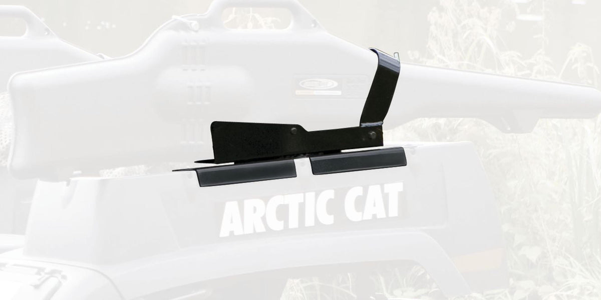 Arctic Cat Atv Gun Scabbard Mount For Tbx Awesomeoffroad Com