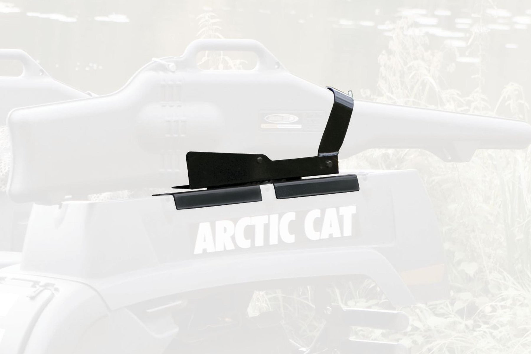 Arctic Cat ATV Gun Scabbard Mount for TBX