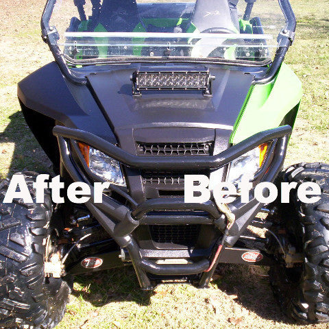 Arctic Cat Wildcat Trail Front Fender Conversion Kit