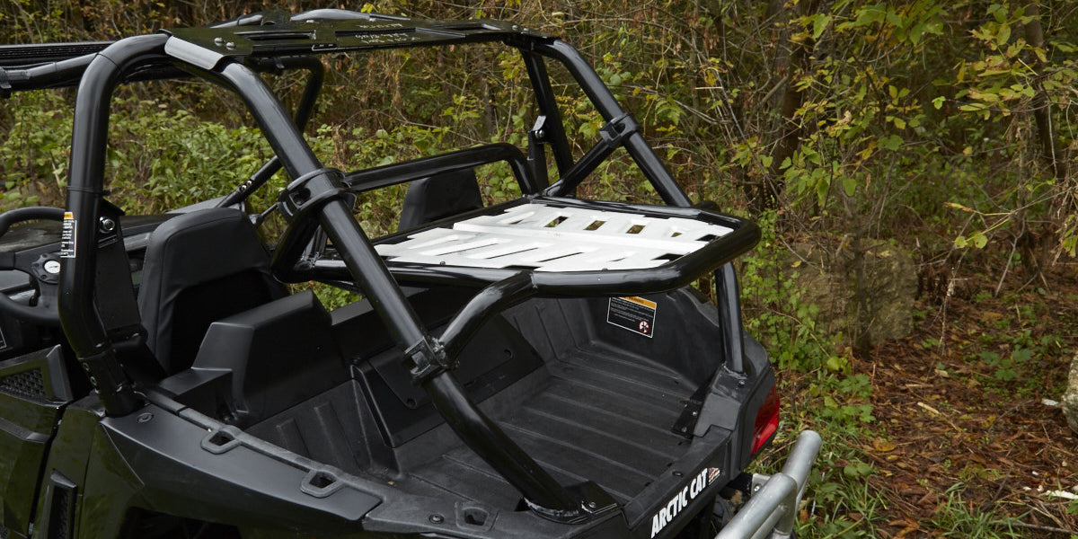 Arctic Cat Wildcat Spare Tire Carrier Trail / Sport — AWESOMEOFFROAD.COM