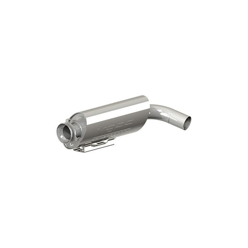 MBRP Oval Slip-on Exhaust Assembly for Wildcat XX