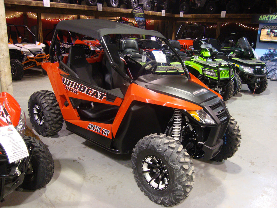 Arctic Cat Wildcat Trail / Sport Bimini Top