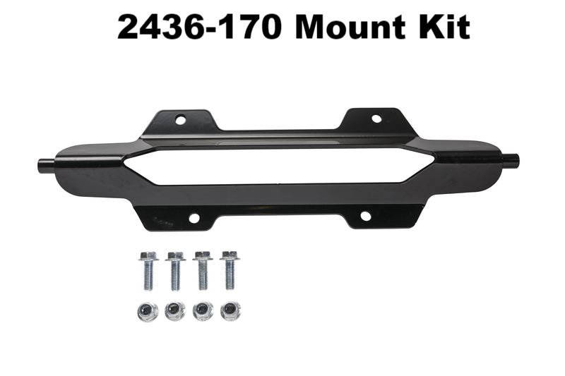 Arctic Cat ATV Plow Push Frame & Mount Kit