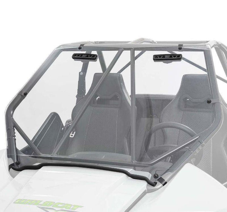 Arctic Cat/Textron Off Road Full Polycarbonate Windshield for 2018 Wildcat X