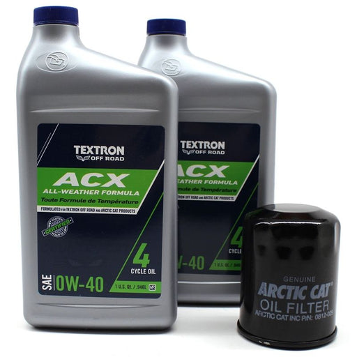 Synthetic Oil Change Kit ACX 0W-40 (2.0 quart)