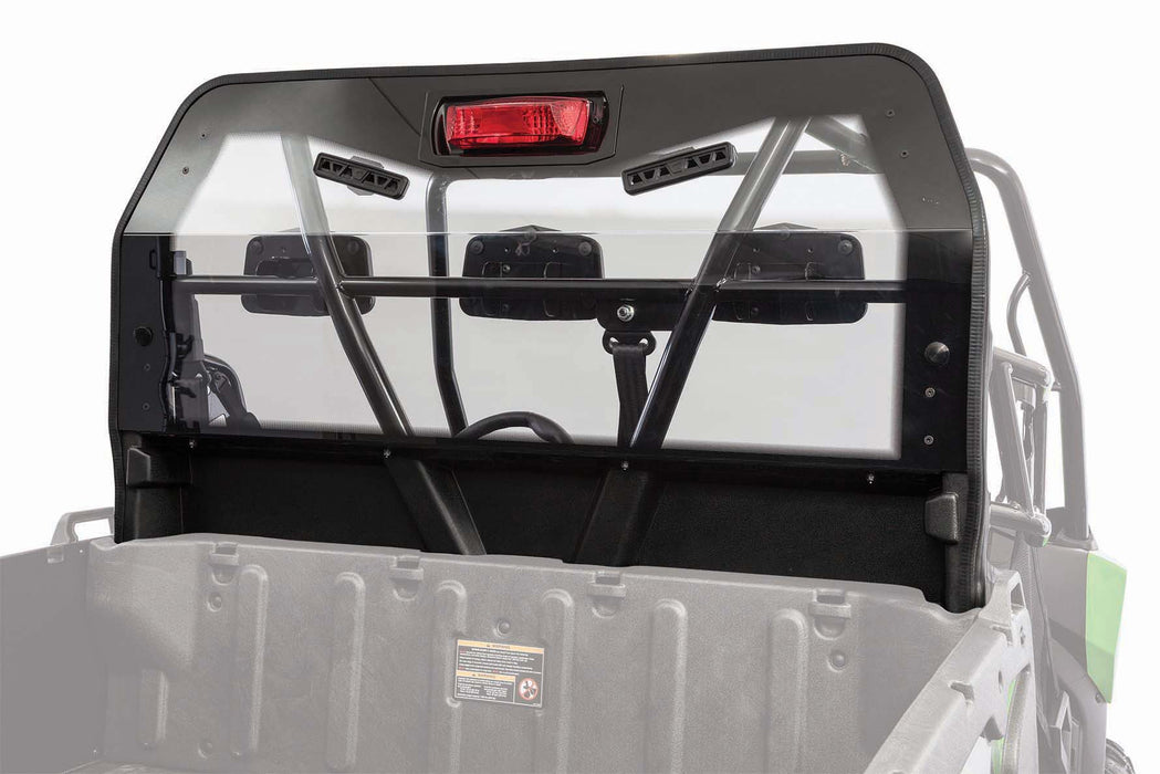 Prowler HDX Rear Panel