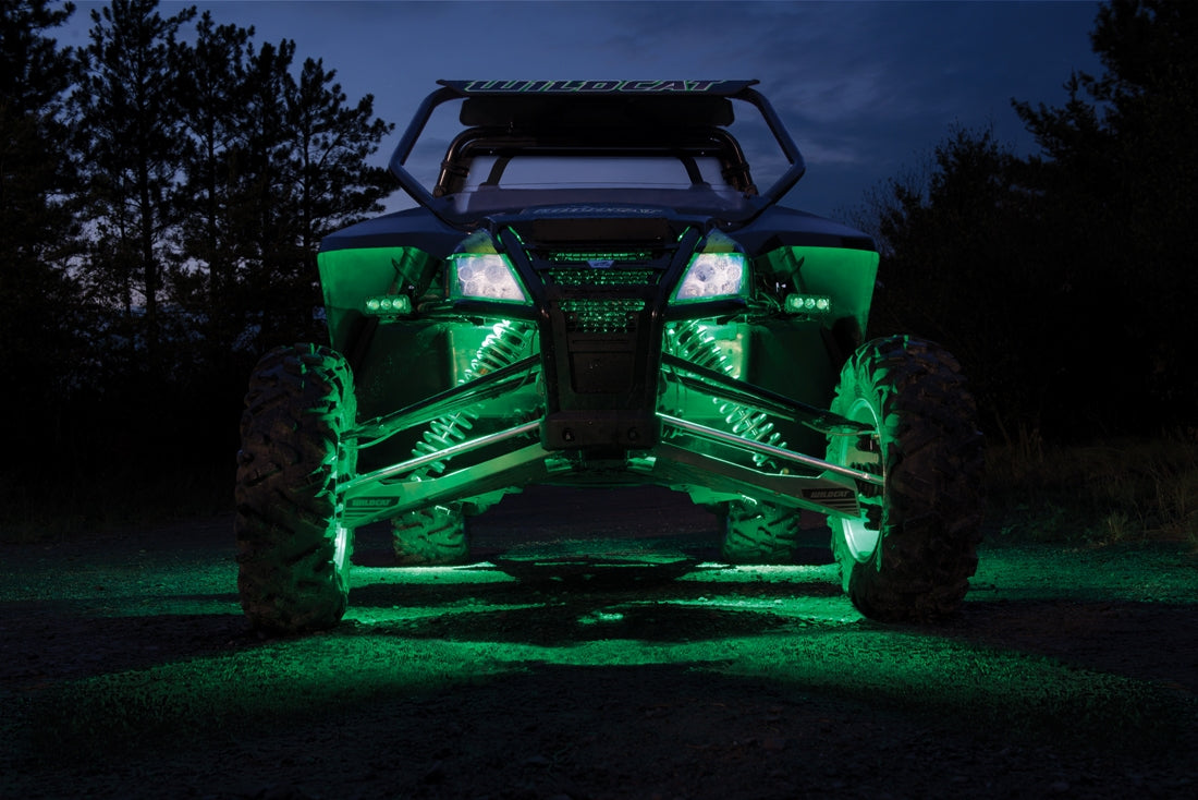 Arctic Cat 4-Pod Rock Light Kit