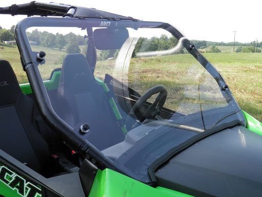 3 Star Windshield DG Cage Wildcat Trail / Sport