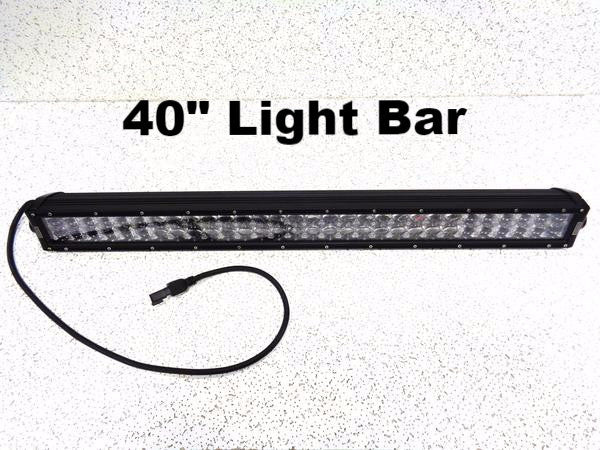 Standard LED Spot/Flood Combo Light Bars by AWESOMEOFFROAD