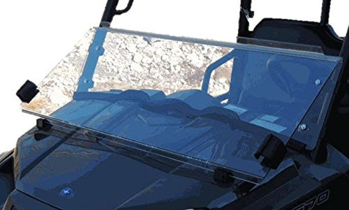 Polaris Midsize Folding Front Windshield