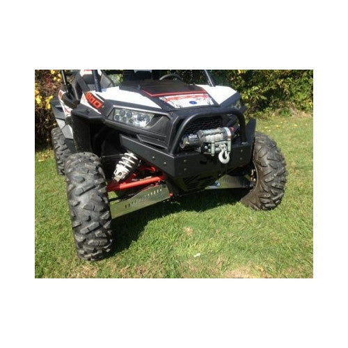 RZR 1000 XP Front Winch Bumper with High Lifter Logo