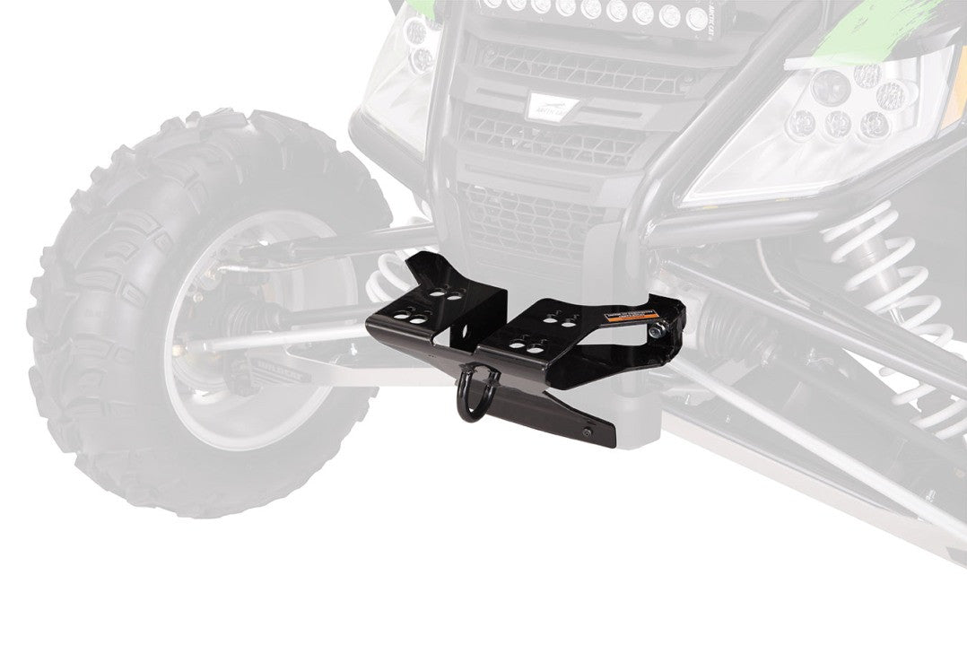 Arctic Cat Wildcat Front Winch Mount Awesomeoffroad Com