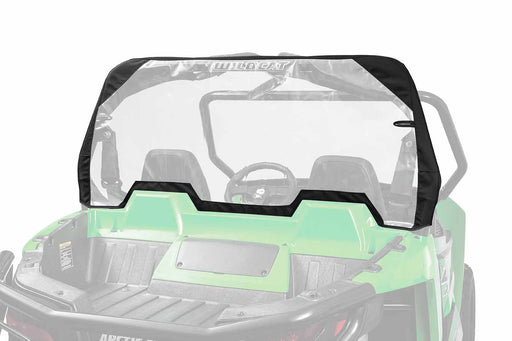 Arctic Cat Soft Rear Panel Wildcat Trail / Sport