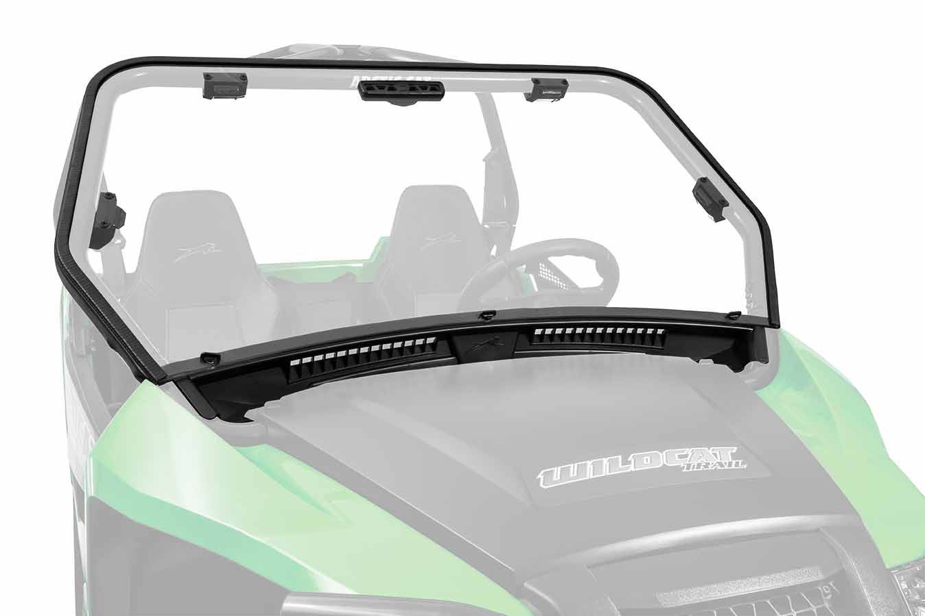 Arctic Cat Wildcat Trail / Sport Full Windshield