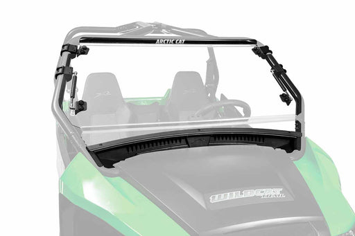 Arctic Cat Flip-Up Windshield Wildcat Trail / Sport