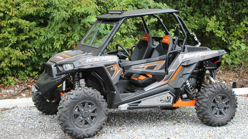 Bad Dawg Polais RZR 1000 Rocksliders
