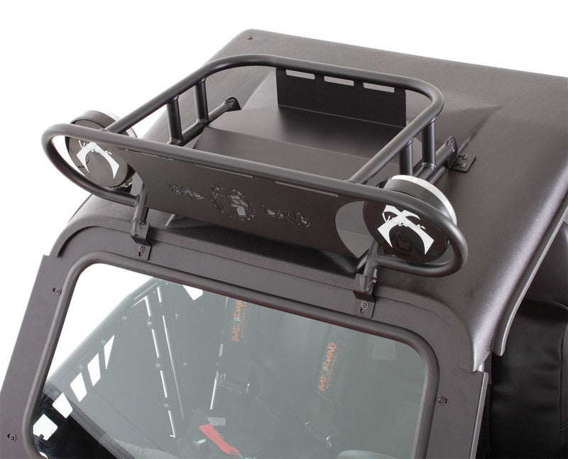 Polaris RZR Light/Cargo Rack without lights